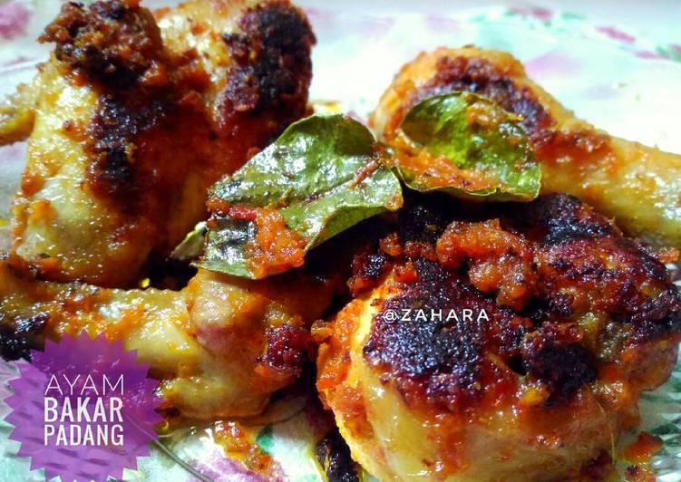 Ayam Bakar Padang (Teflon)