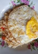 Resep Dan Cara Memasak Nasi goreng kampung tanpa kecap Mudah dan cepat