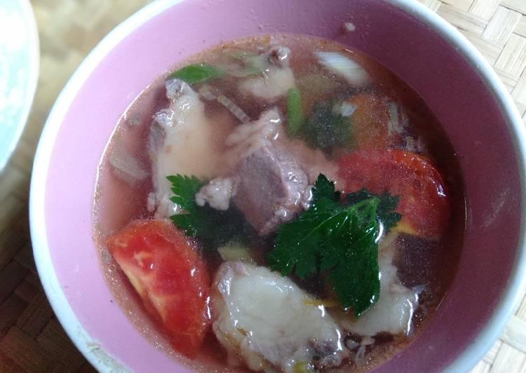 Cara Membuat Sop daging sapi bening Anti Ribet!