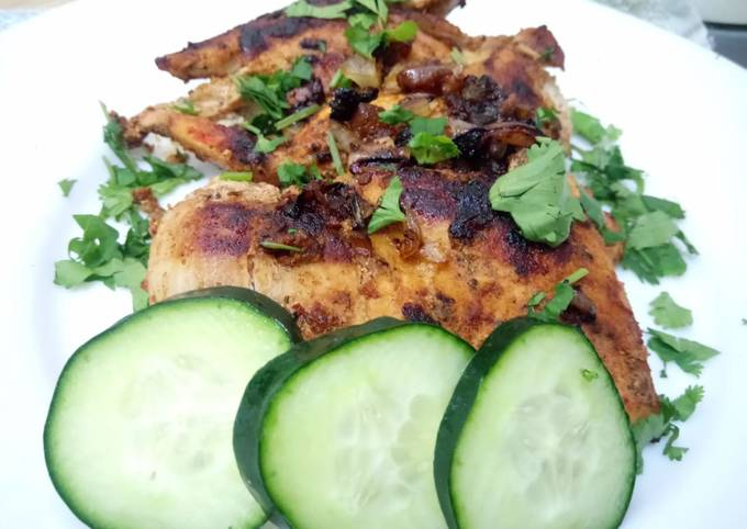 How to Make Speedy Pan Fried Chicken Breast…low carb diet