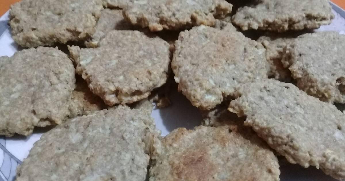 como hacer pan o galletas para diabeticos
