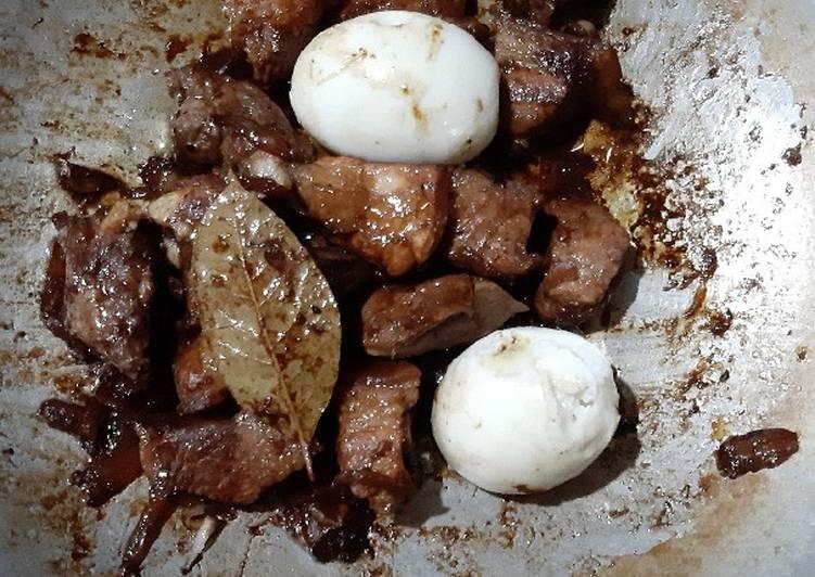 Pinoy Style Pork Adobo