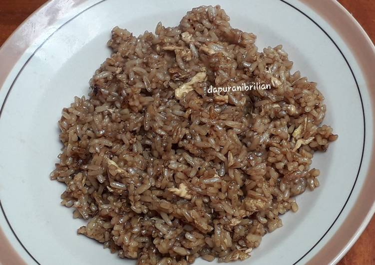 Resep Nasi goreng bawang putih batita super simpel enak Top