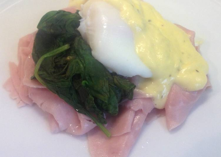 Recipe of Perfect Skinny Eggs Benedict