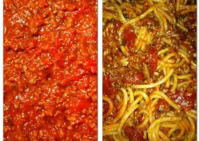 Recipe: Tasty Spaghetti Sauce