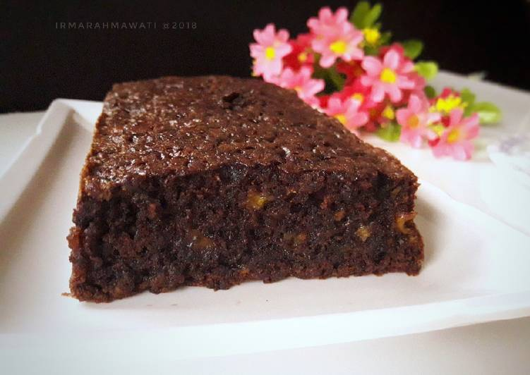Brownies Pisang Moist #pr_babananakeik