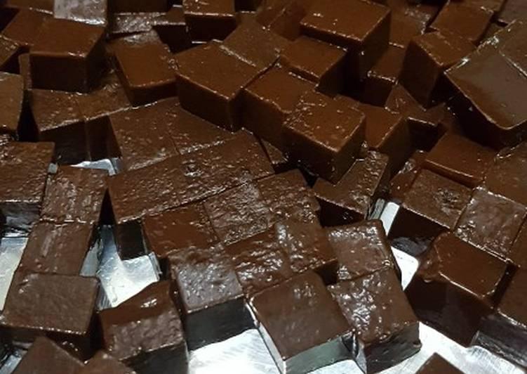 Jeli Cokelat Kopi