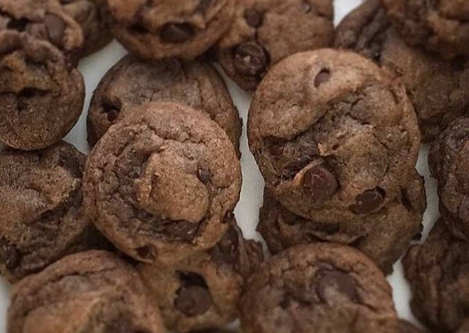 Easiest Way to Cook Tasty Chocolate Pudding Chocolate Chip Cookies
