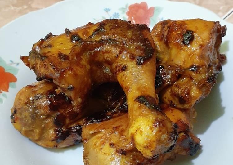 Ayam Bakar Madu Teplon