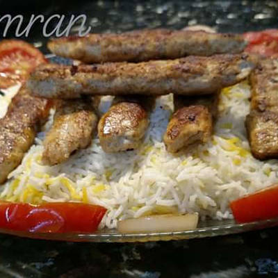 Chullu Kabab With Butter Rice Cookpadapp