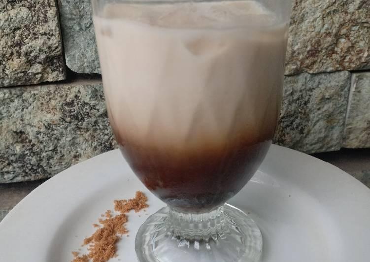 Kopi gula aren / palm sugar coffe