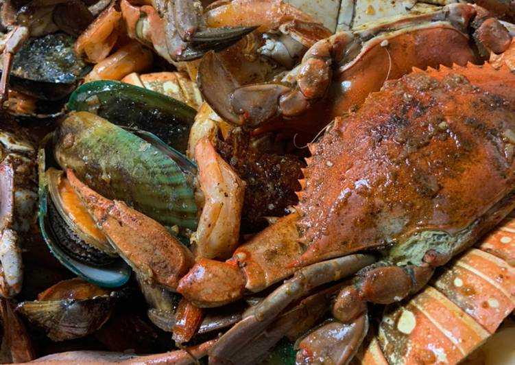 Recipe: Perfect Seafood Boil
