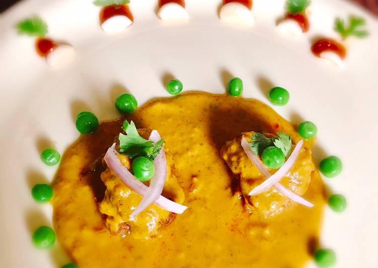 Steps to Prepare Super Quick Homemade Lauki Kofta Curry