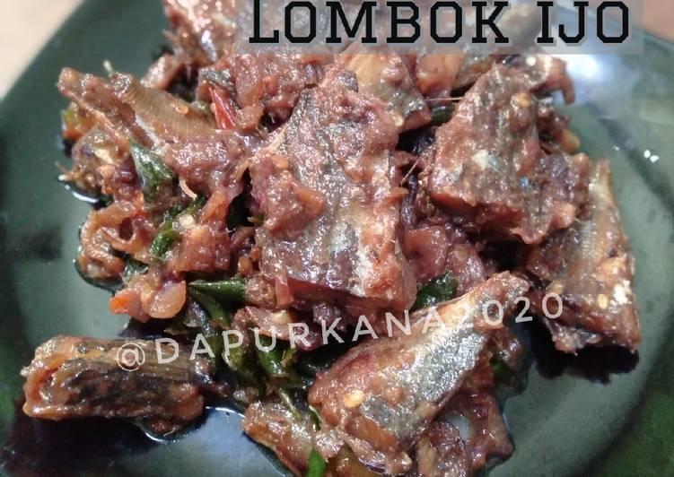 Resep Peda oseng Lombok ijo yang Menggugah Selera