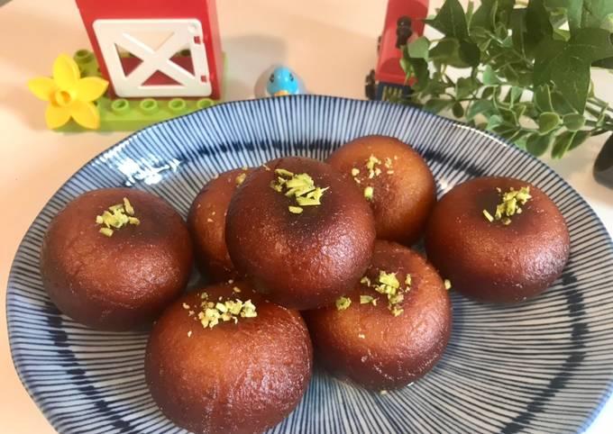 Easiest Way to Make Perfect Gulab jamun