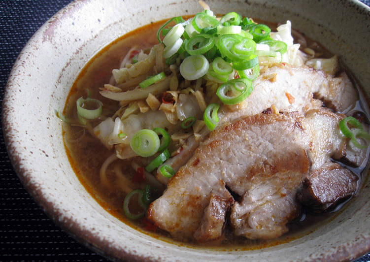 The Best Soft and Chewy Dinner Ideas Speedy Miso Ramen Soup