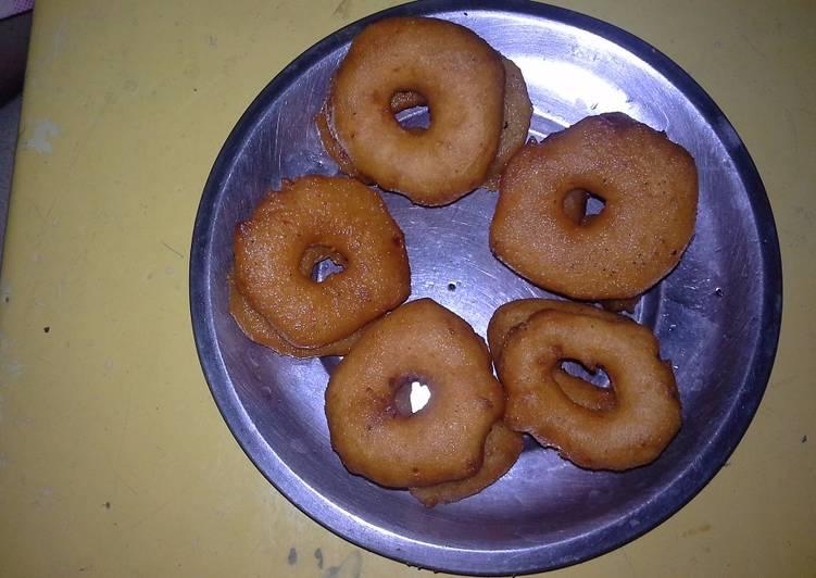 Arisi Vadai- Tamilnadu special