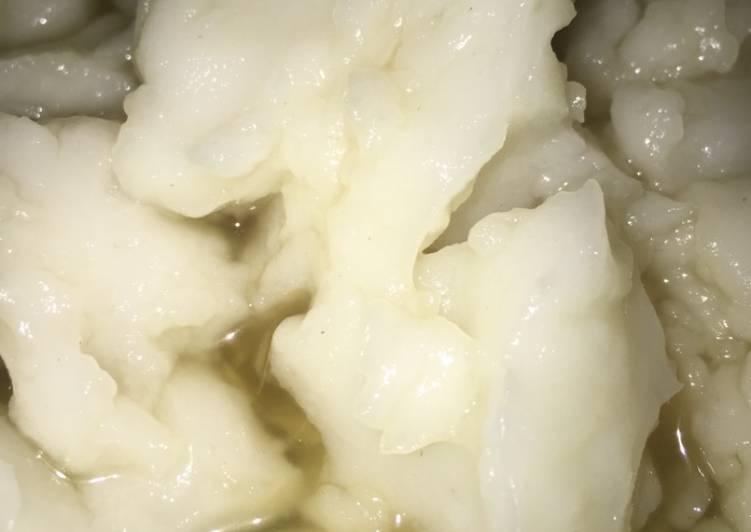 Bubur sum-sum kaya antioksidan