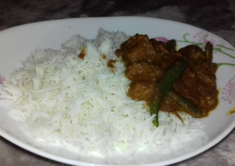 Beef Curry (Kari Sapi) Ala Bangladesh Simple dan Endesss