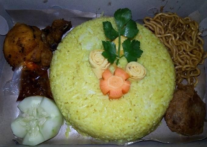 Nasi kuning#siap ramadhan