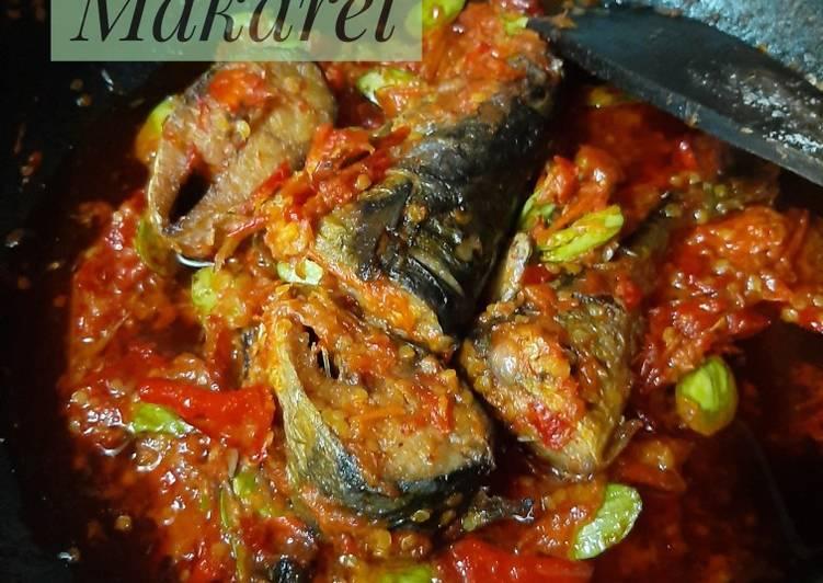 Balado Ikan Makarel