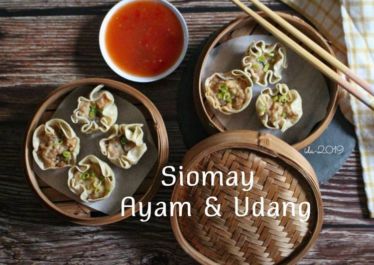 Siomay Ayam & Udang