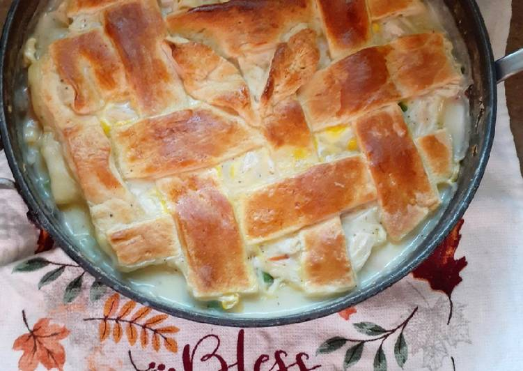 Steps to Make Homemade Chicken Pot Pie
