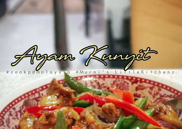 Ayam Kunyit - velavinkabakery.com