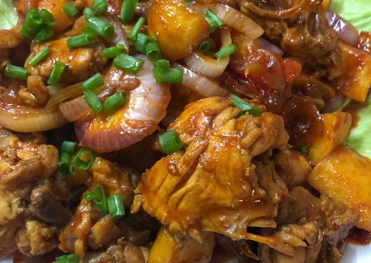 Sambal Ayam Berkentang - velavinkabakery.com