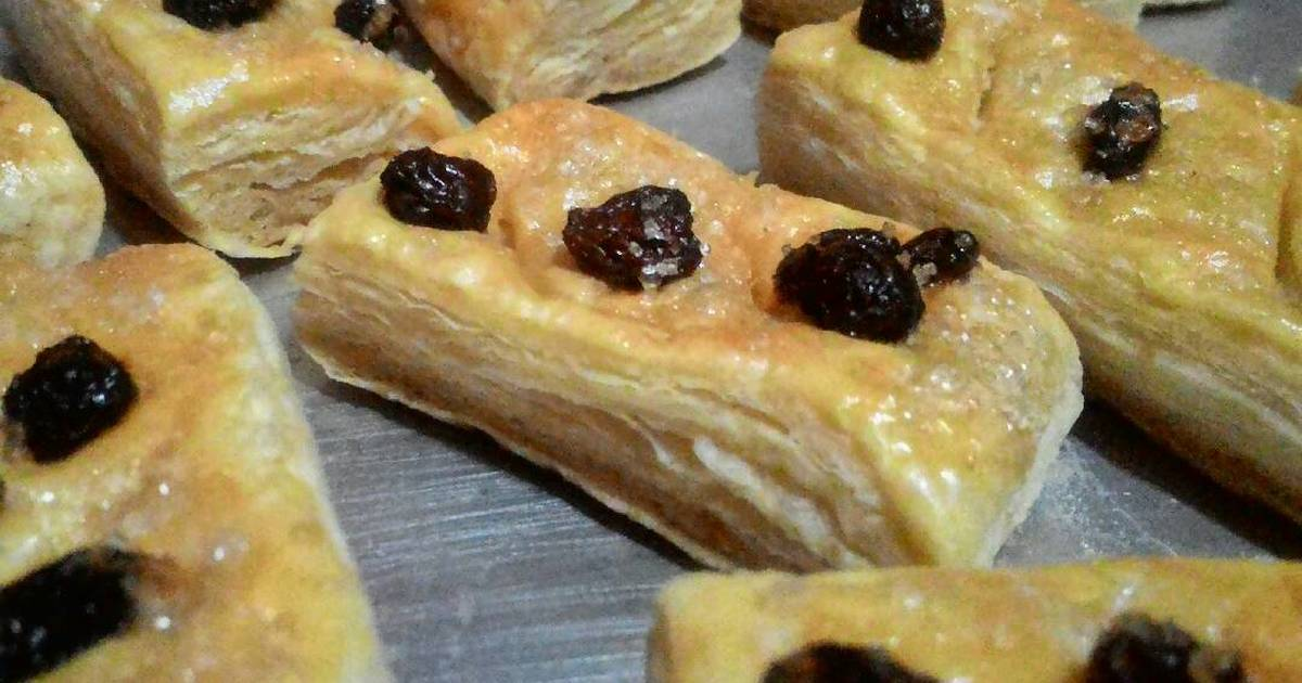 Puff Pastry Sederhana