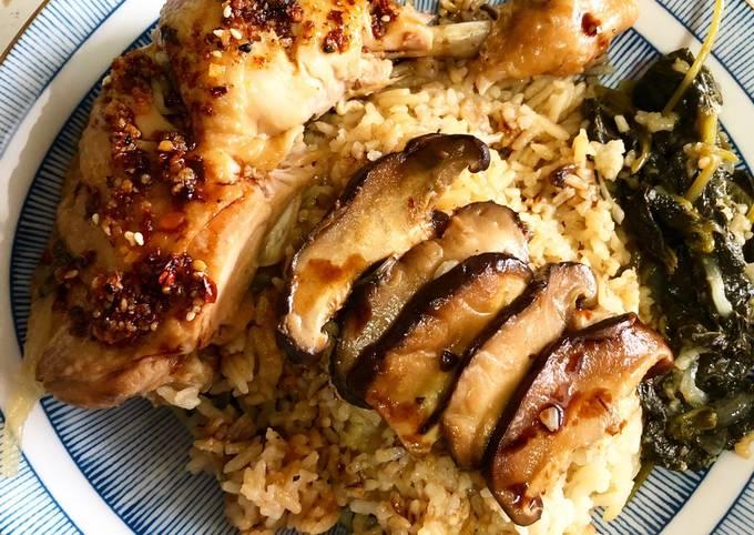 Claypot Chicken Rice versi rice cooker