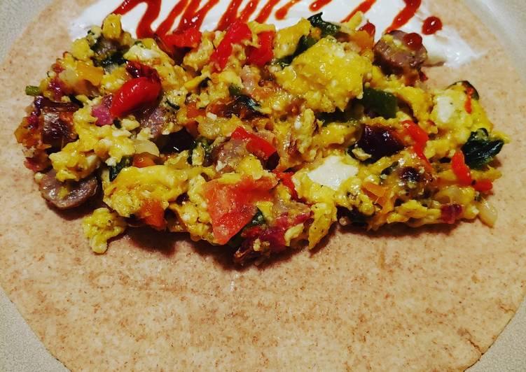 How to Make Speedy Sam's Kickin' Breakfast Burritos! 🔥🌯