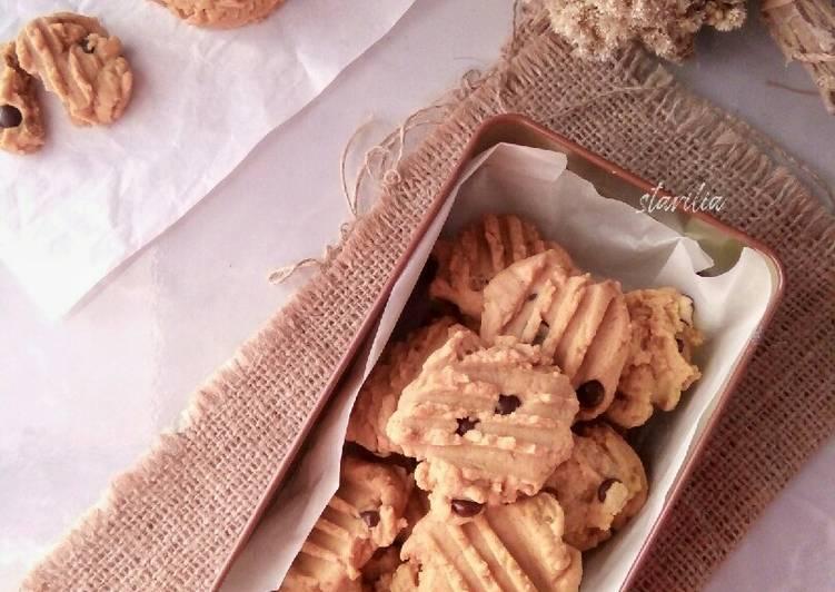 Palm Sugar Chocochips Cookies