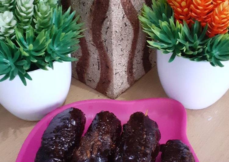 Pisgor taichan crispy mandi coklat lumer yummmiiii 🤤🤤🤤