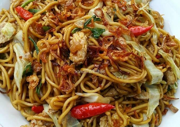 Resep Mie Goreng Jawa Oleh Xander S Kitchen Cookpad