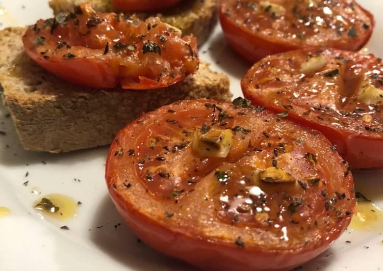 Ricetta Pomodoro alla pizzaiola In forno