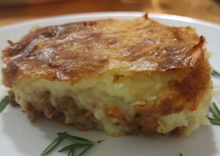 Simple Way to Make Homemade Shepherd's Pie
