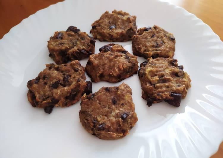 Ricetta Biscotti con tre ingredienti