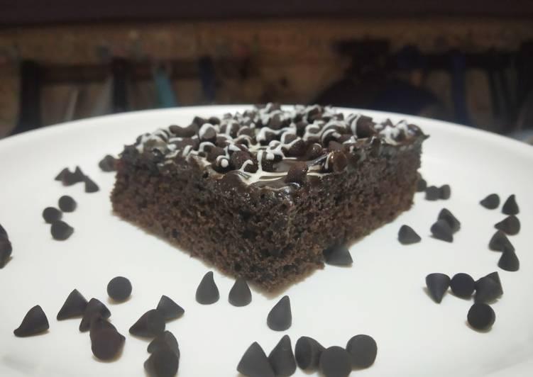 Coco powder brownies