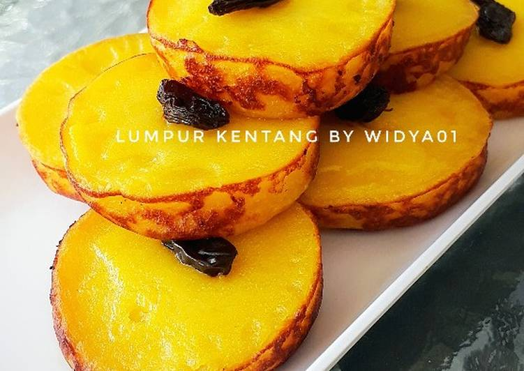 Lumpur kentang lumer premium - cookandrecipe.com