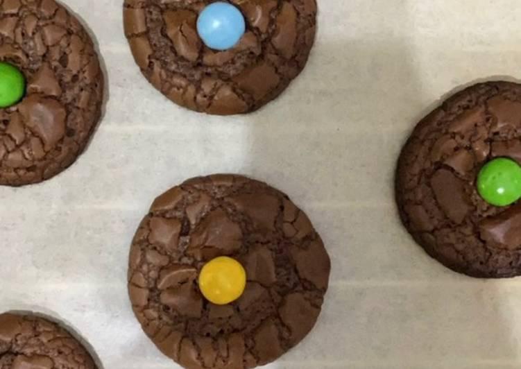Brownie Cookies (By: Kak Ayoe_Widya83)