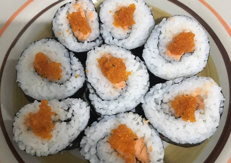 Sushi Roll Crispy Resep Dari Dapur Kobe