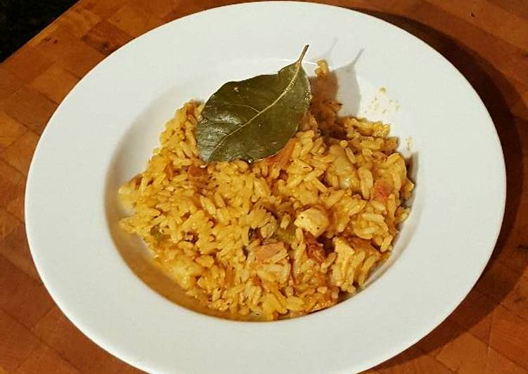 Jambalaya, Help Your Heart with The Right Foods