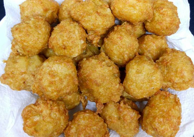 Bakso goreng Ayam Udang
