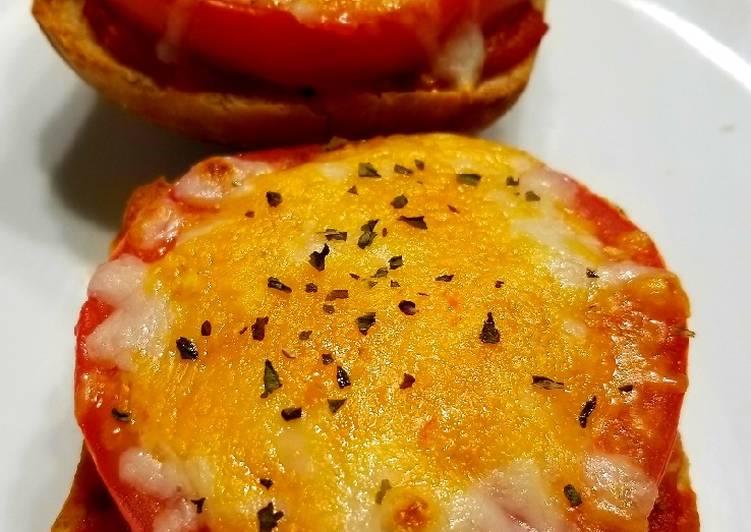Tomato lover's bread & cheese roast
