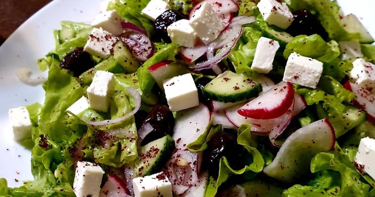 Легкие и быстрые салаты рецепты с фото