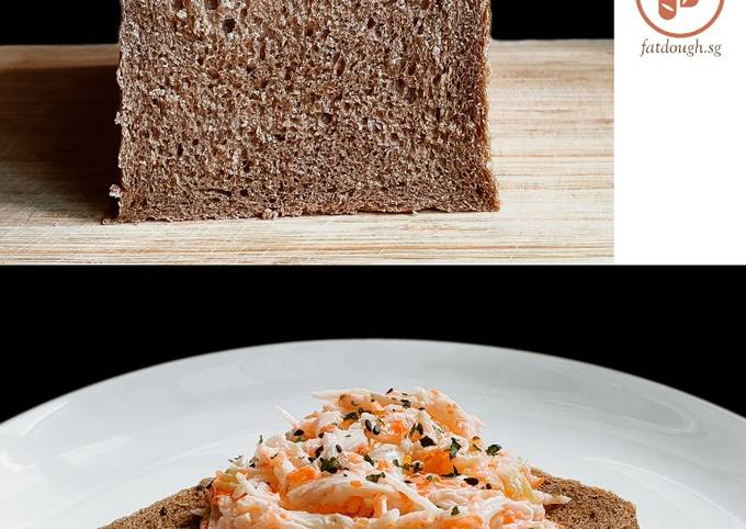 How To Make Easy Rye Bread