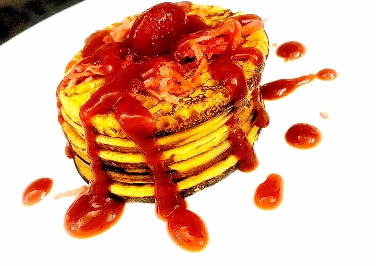 Potato Savoury Pancakes