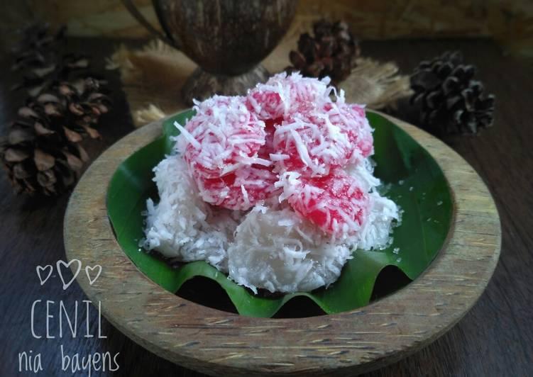 Resep Cenil Aci Merah Putih Oleh Nia Bayens Cookpad