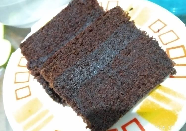 Brownies Cokelat Kukus